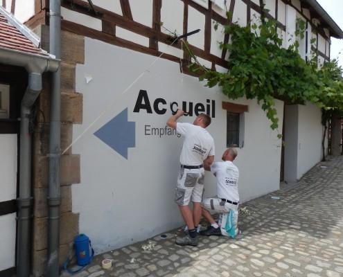 Schmidt Peintures - Maître peintre depuis 4 générations à Gundershoffen